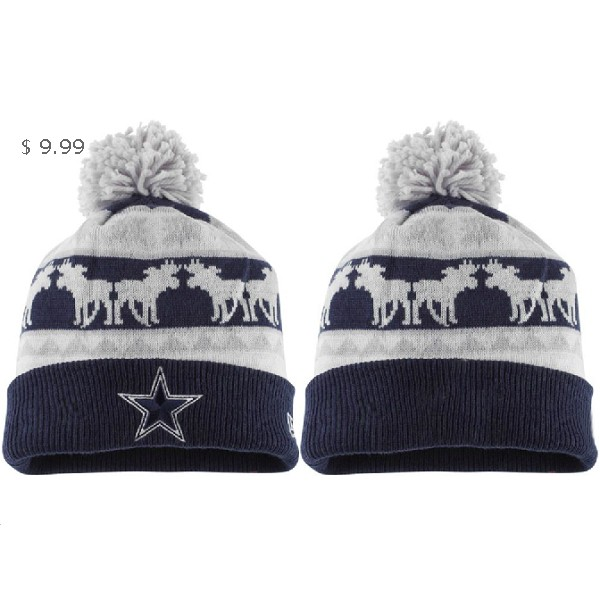 Cheap NFL Knit Hats Dallas Cowboys Beanies Wholesale Shop DCKH03 8f92a4bba60