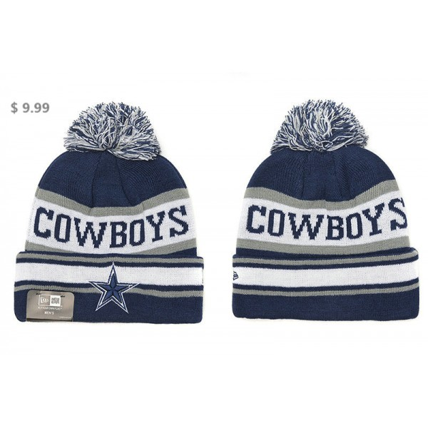 official photos d196e 39bfe Wholesale NFL Dallas Cowboys Beanie NE On Field Sports Knit Hat ...