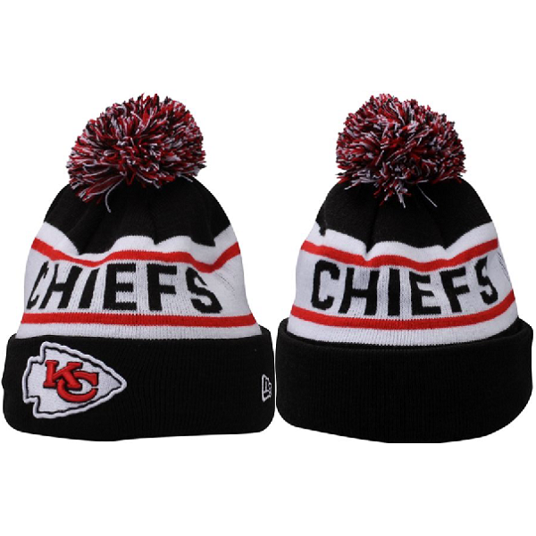 8da10027f Discount NFL Kansas City Chiefs Beanies Quality Knit Hats Sale Shop KCCKH02