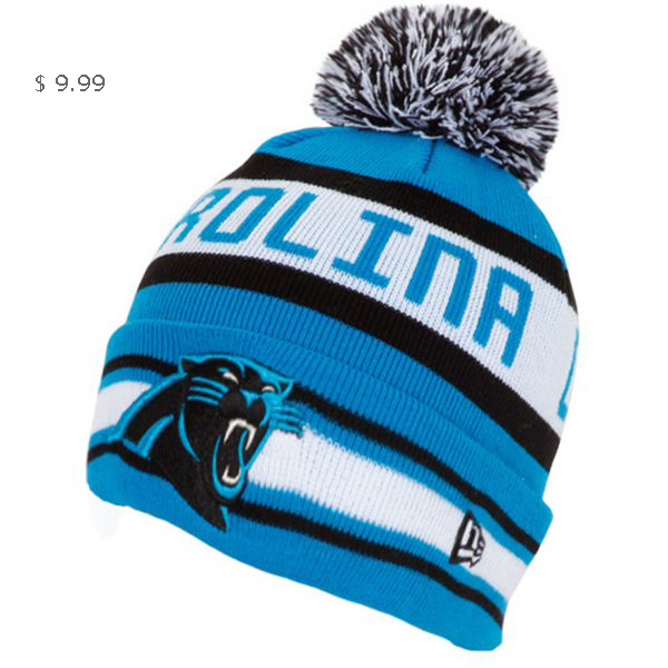 Discount NFL Carolina Panthers Beanies Knit Hats Sale CPKH200 8b6bc19d7b7