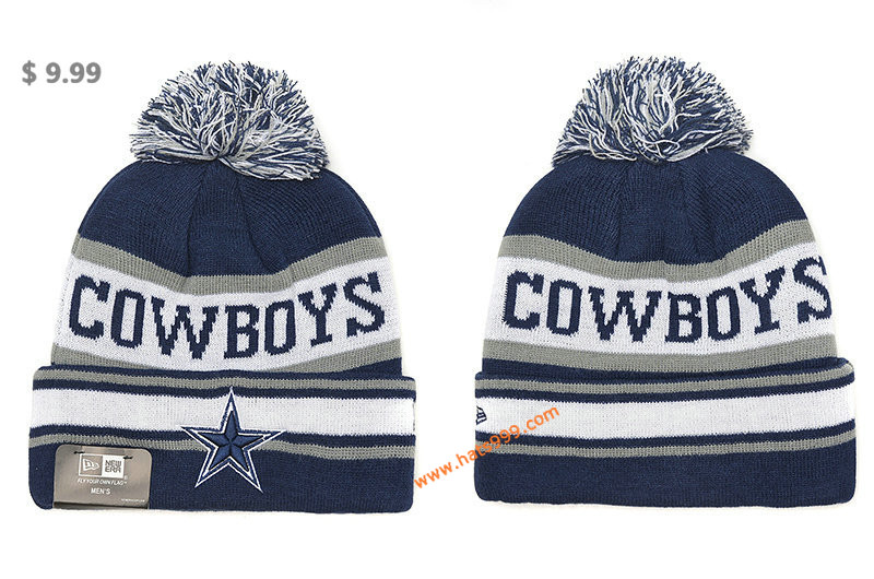 the latest 861f0 f3177 ... switzerland nfl dallas cowboys beanie ne on field sports knit hat sale  dckh13 58c06 d0a7d