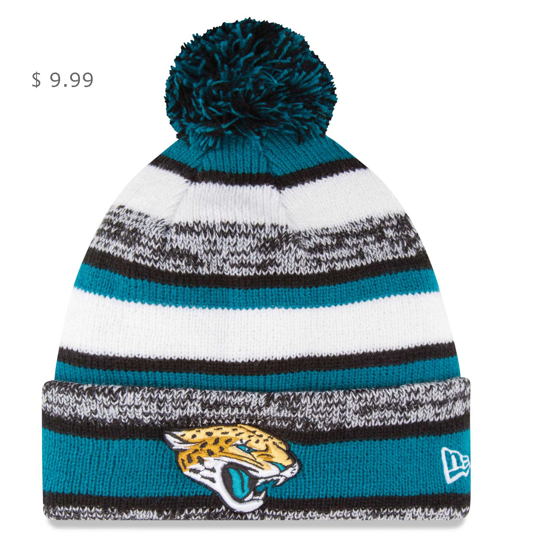 Buy Cheap NFL Jacksonville Jaguars Beanies Knit Hats Shop Quality  free shipping