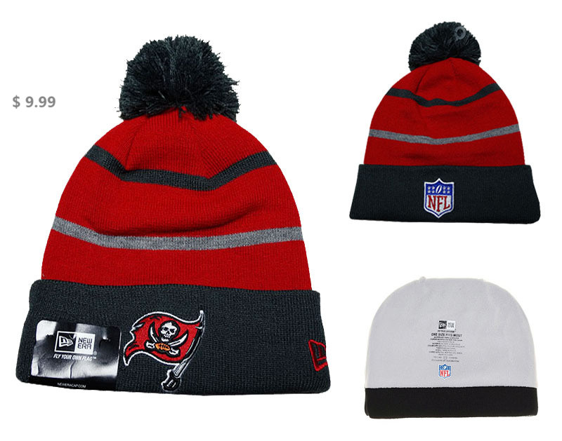 99b717552 Cheap NFL Beanies Wholesale Knit Hats Tampa Bay Buccaneers Sale TBBKH800